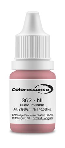 NI (натуральный нейтральный) • Coloressense • пигмент-концентрат для губ