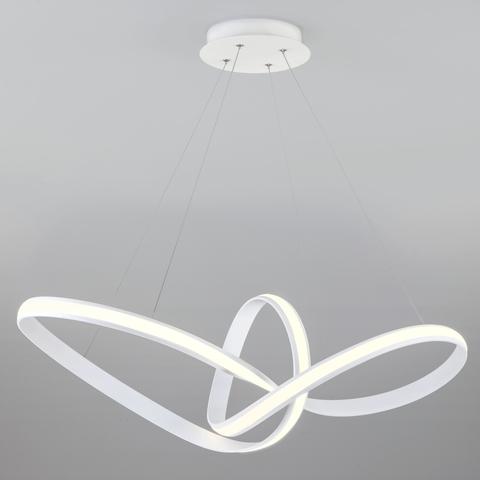 Подвесной светодиодный светильник 90174/1 белый