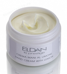 Крем для рук с лимоном (Eldan Cosmetics | Le Prestige | Hand cream with lemon), 250 мл