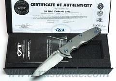 Zero Tolerance 0392 first edition Factory Custom