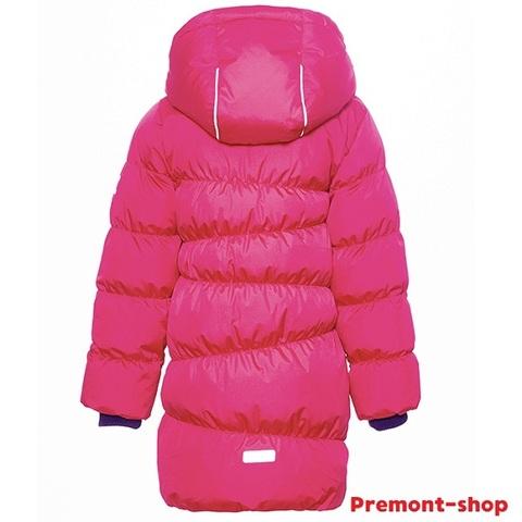 Пальто для девочки Premont Клубничный пудинг WP91351