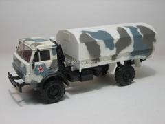 KAMAZ-4326 winter camouflage Elecon 1:43