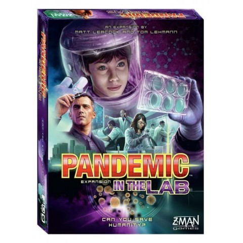 Pandemic In The Lab