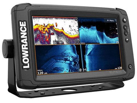 Эхолот Lowrance Elite- 9 Ti² с датчиком Active Imaging 3-в-1 (ROW)