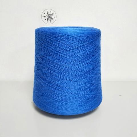 Biella Yarn by Sudwolle, Victoria, Меринос 100%, Насыщенный синий, 2/30, 1500 м в 100 г