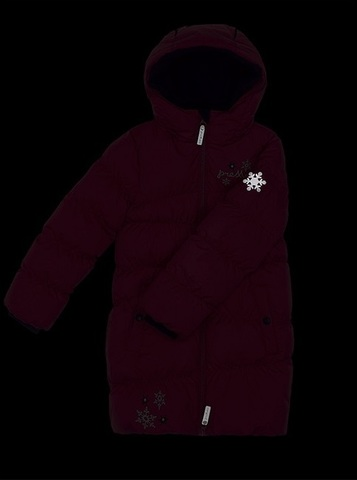 Детское пальто Premont Клубничный пудинг WP91351