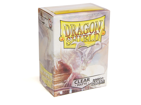 DS Sleeves: Matte NonGlare Clear (100)