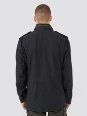 Полевая куртка Alpha Industries M-65 Defender Black