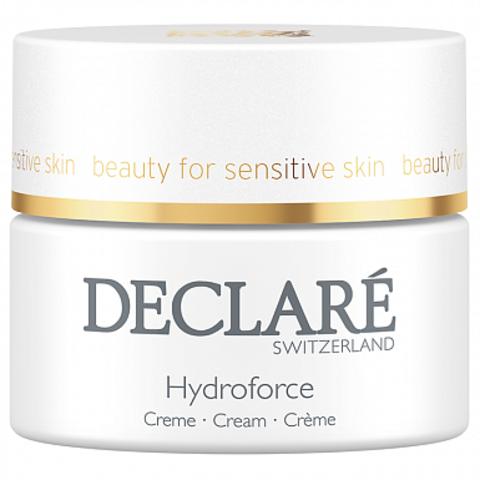 Увлажняющий крем с витамином Е для нормальной кожи Hydroforce Cream, Declare, 50мл