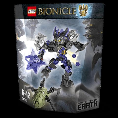 LEGO Bionicle: Страж Земли 70781 — Protector of Earth — Лего Бионикл