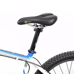 Седло велосипедное с вентиляцией