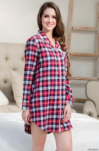 Рубашка Mia-Mella 6567 SCOTLAND