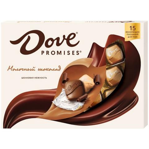 Шоколад Dove Promises молочный 120 г