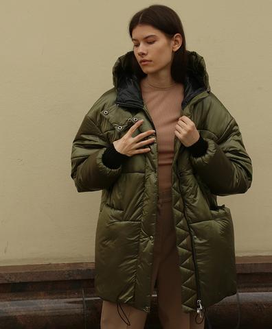 Зимняя куртка Ума khaki