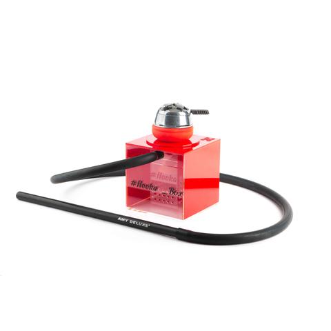 Кальян Hookah Box Красный