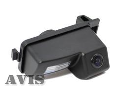 Камера заднего вида для Nissan Tiida HATCHBACK Avis AVS321CPR (#062)
