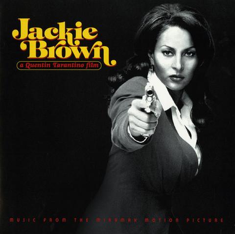 Виниловая пластинка. Jackie Brown