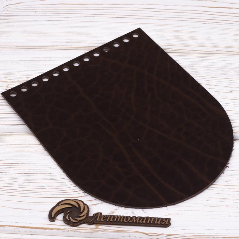 """Карабины для Орео Клапан для сумочки кожаный """"Венге"""" 19,5 см на 15,5 см IMG_7349.jpg"""