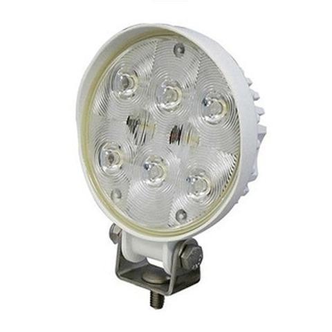 Прожектор палубный светодиодный круглый,Ø114 мм