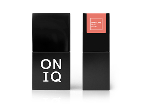 Гель-лак ONIQ - 201 Blush beauty, 10 мл