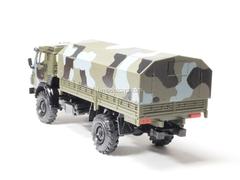 KAMAZ-4350 camouflage Elecon 1:43