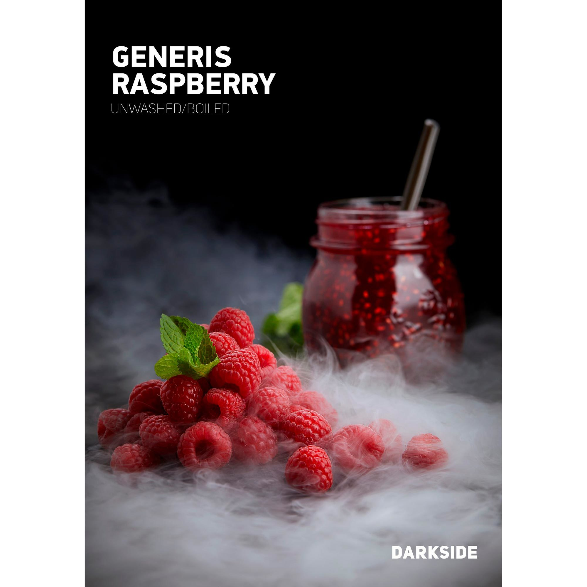 Табак для кальяна Dark Side Core 100 гр Generis Raspberry, магазин FOHM
