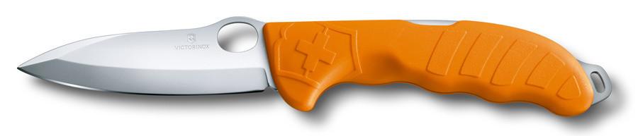 Складной швейцарский нож Victorinox Hunter Pro M, цвет оранжевый (0.9411.M9) - Wenger-Victorinox.Ru