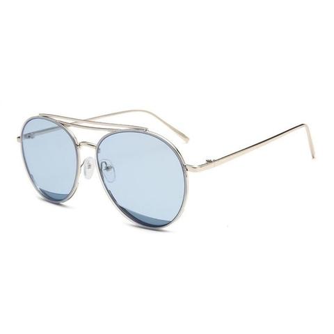 Солнцезащитные очки 9202001s Голубой - фото