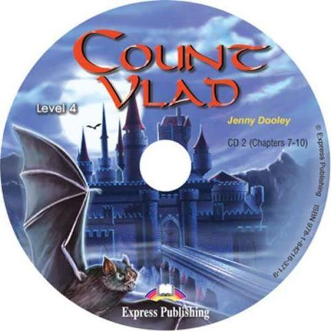 Count Vlad. Intermediate (8-9 класс). Audio CD2