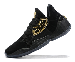 adidas Harden Vol. 4 'Black/Gold'
