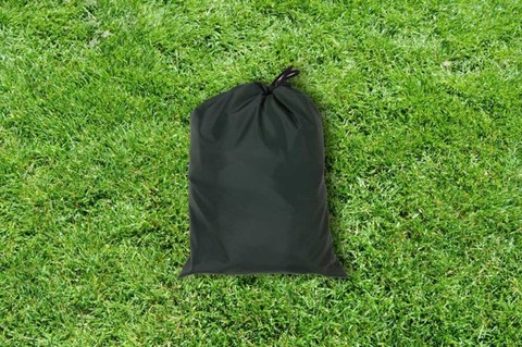 Гамак с москитной сеткой зеленый с карманом для коврика RG16Z