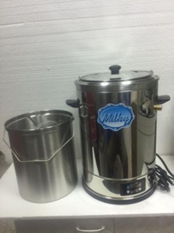 Пастеризатор молока FJ 15 Eco мини. (в наличии)