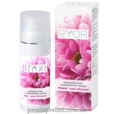 Ryor Ryamar Hydrating Cream - Гидратный крем с амарантовым маслом