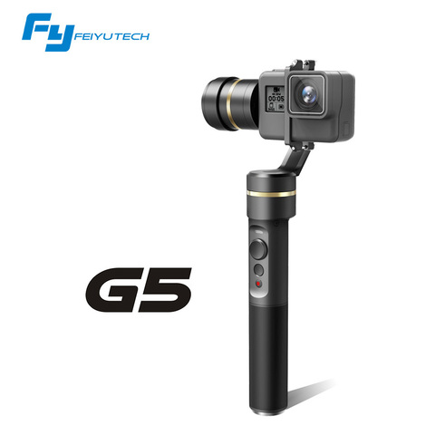 3-Axis G5 Handheid Gimbal - 3-х осевой стабилизатор