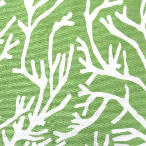 Хлопковая ткань Форест уличная коллекция зеленый