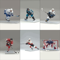 Хоккеисты НХЛ фигурки серия 13