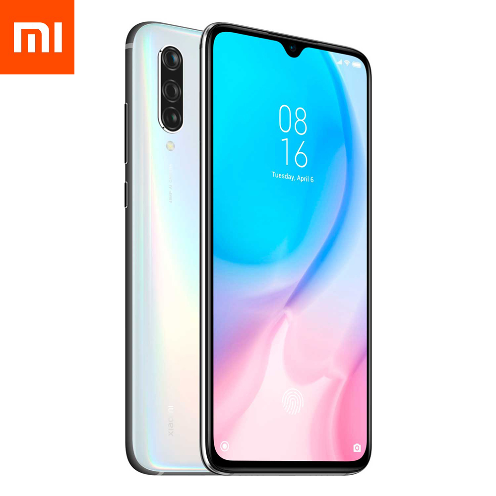 Смартфон Xiaomi Mi9 Lite 6/128Gb Pearl White EU (Global Version)