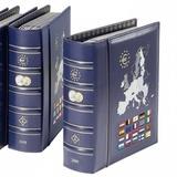 Альбом  VISTA с листами для хранения наборов ЕВРО монет, выпущенных в 2016 году