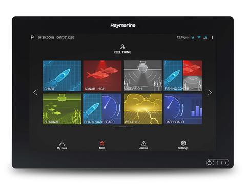 Raymarine Axiom 12 Pro