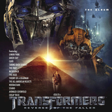 Soundtrack / Transformers: Revenge Of The Fallen - The Album (Coloured Vinyl)(2LP)