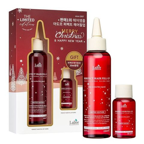 Филлер для волос набор Lador CHRISTMAS LIMITED EDITION PERFECT HAIR FILL-UP
