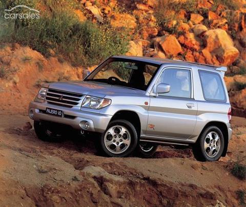 Задняя Пневмоподвеска Mitsubishi Pajero IO