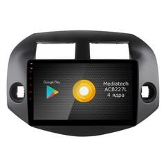 Штатная магнитола на Android 8.1 для Toyota RAV4 06+ Roximo S10 RS-1120