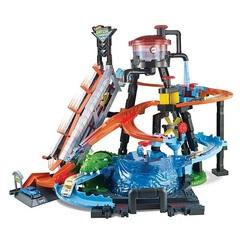 Mattel Hot Wheels FTB67 Хот Вилс Сити Невообразимая автомойка