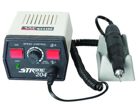 Аппарат для маникюра STRONG 204, с педалью.