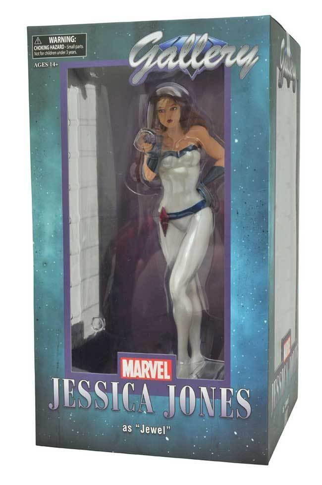 Марвел Галерея фигурка Джессика Джонс — Marvel Gallery Jessica Jones