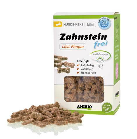 """Zahnstein frei Knuppies"" Хрустящие кексы для очистки зубов, удаления зубного налета и камня"