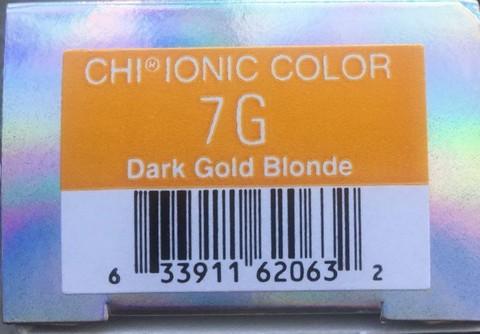 Крем-краска CHI Ионик 7 G 85 гр
