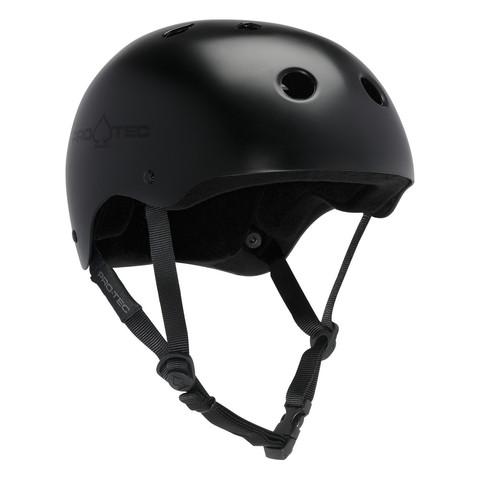 Шлем PRO-TEC Classic Skate (Satin Black)