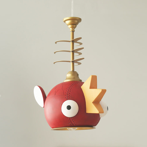 Подвесной светильник Squid King by Bamboo